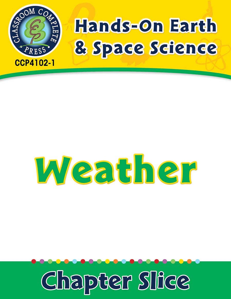 Hands-On - Earth & Space Science: Weather Gr. 1-5