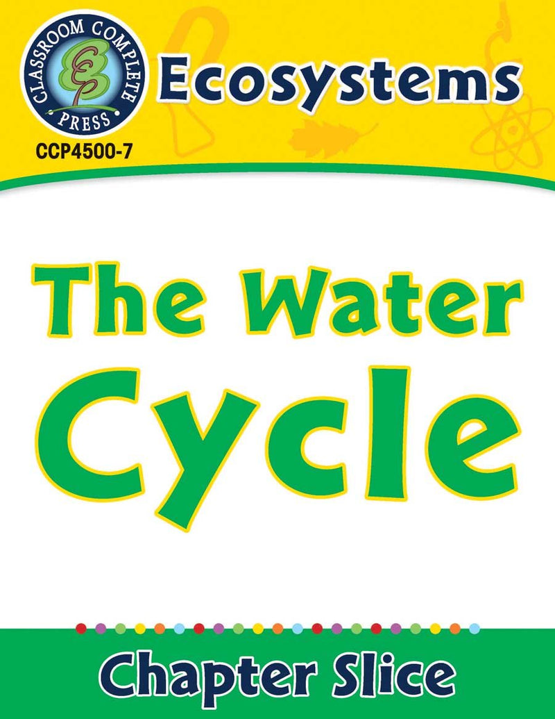 Ecosystems: The Water Cycle