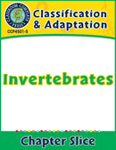 Classification & Adaptation: Invertebrates Gr. 5-8