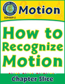 Motion: How to Recognize Motion Gr. 5-8