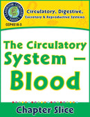 Circulatory, Digestive & Reproductive Systems: Blood Gr. 5-8