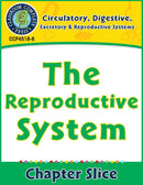 Circulatory, Digestive & Reproductive Systems: The Reproductive System Gr. 5-8