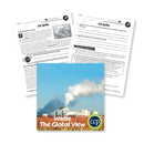 Waste: The Global View: Oil Spills - WORKSHEET