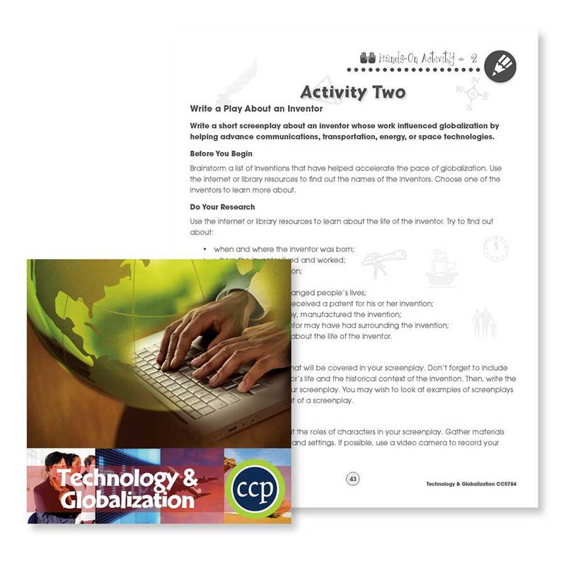 Technology & Globalization: Inventor Play - WORKSHEET