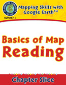 Mapping Skills with Google Earth Gr. 3-5: Basics of Map Reading