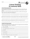21st Century Skills - Learning Problem Solving: Critical & Creative Thinking Exercises - WORKSHEET