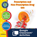 Daily Health & Hygiene Skills: Prescription & Non-Prescription Drug Use - Google Slides (SPED)