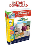 Master Writing Big Box - DIGITAL LESSON PLAN