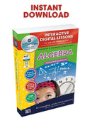 Algebra - Grades PK-2 - DIGITAL LESSON PLAN