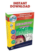 Geometry - Grades PK-2 - DIGITAL LESSON PLAN