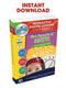 Five Strands of Math Big Box - Grades PK-2 - DIGITAL LESSON PLAN