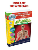 Cells, Skeletal & Muscular Systems -