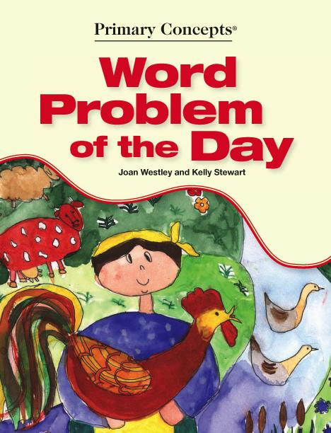 Word Problem of the Day: Build a Love of Words In 10 Minutes a Day