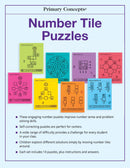 Number Tile Puzzle Pack