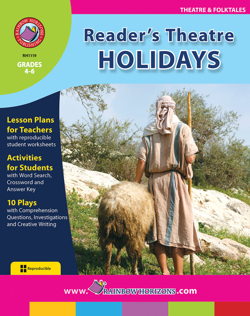 Reader's Theatre: Holidays