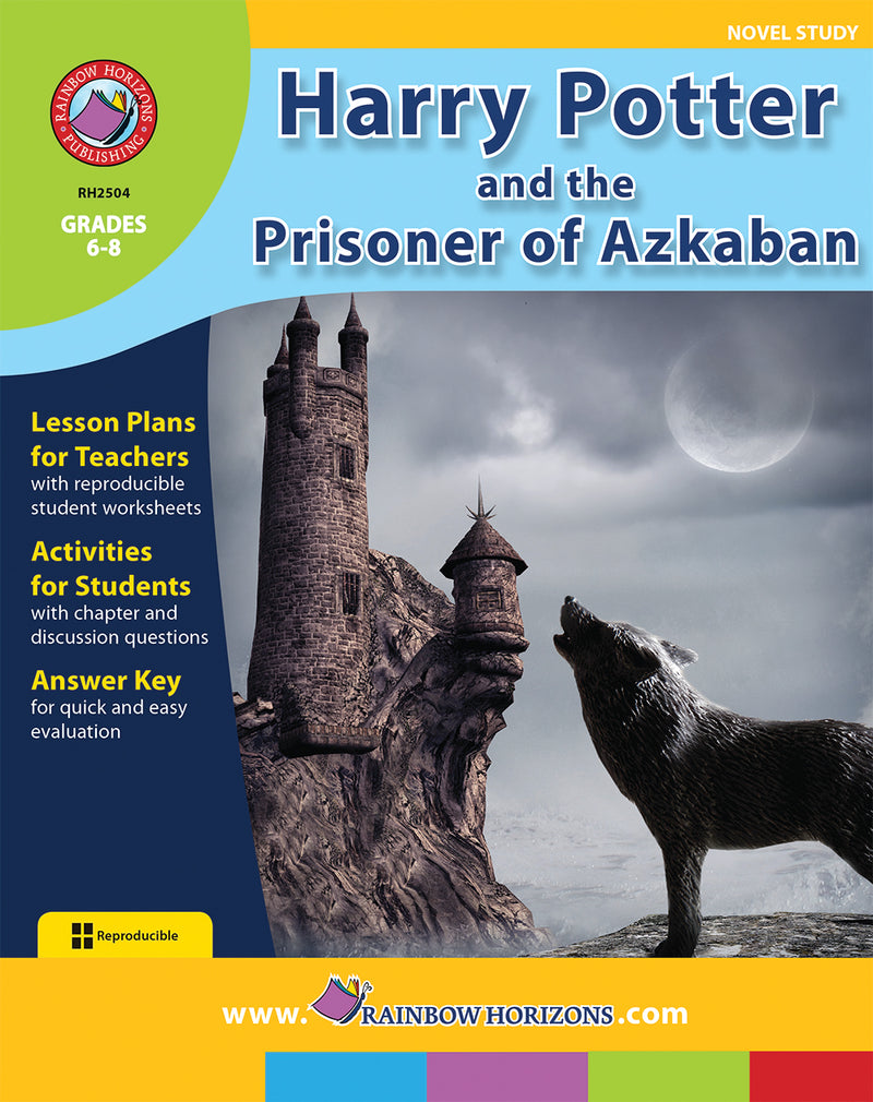 Harry Potter and the Prisoner of Azkaban (Novel Study)