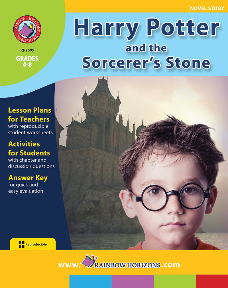 Harry Potter and the Sorcerer's Stone (Novel Study)
