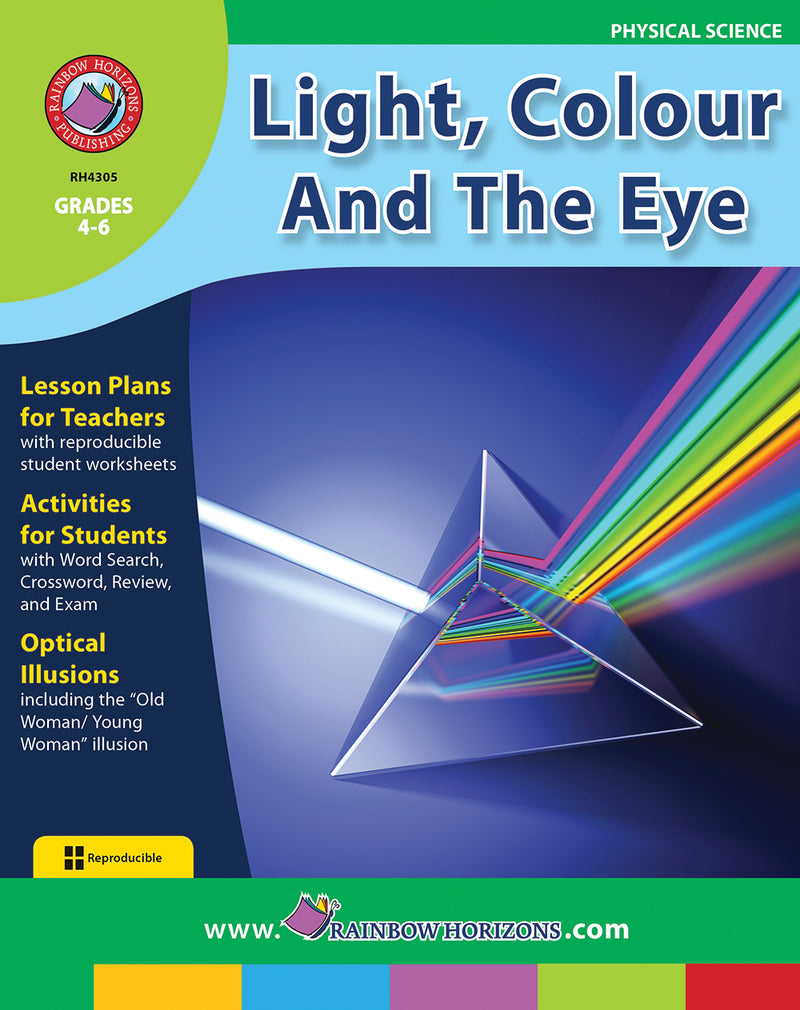 Light, Colour And The Eye