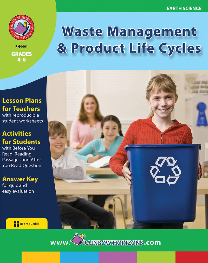 Waste Management & Product Life Cycles