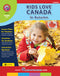 Kids Love Canada: In Autumn