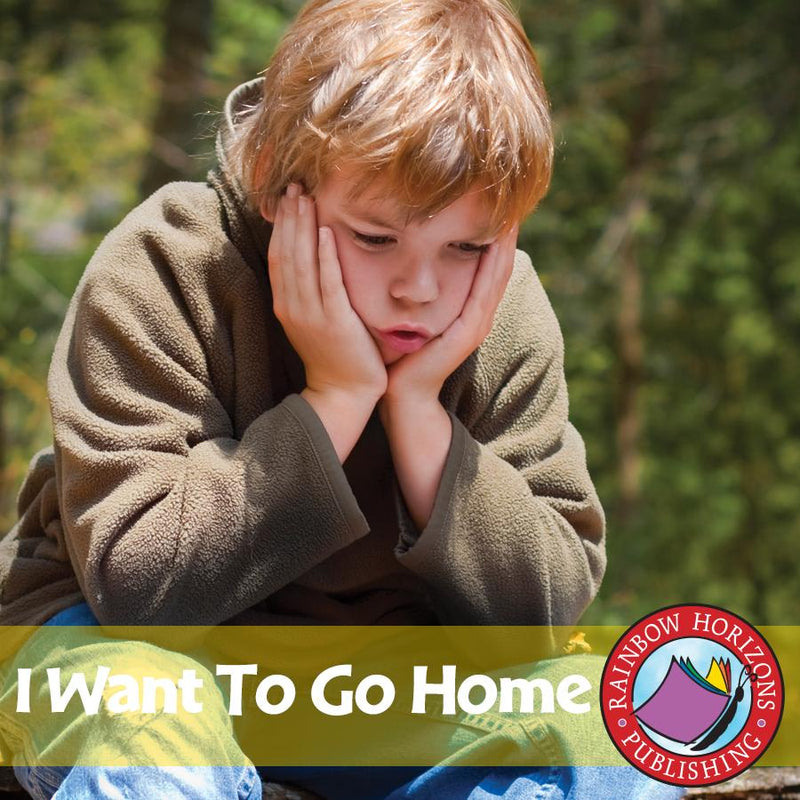 I Want to Go Home (Novel Study)