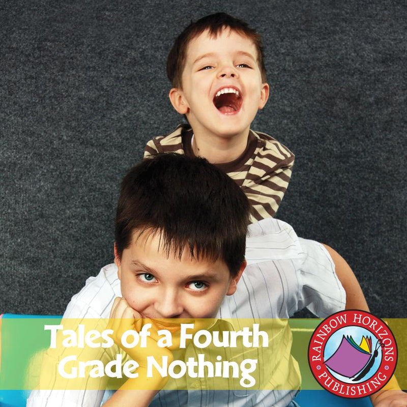 Tales of a Fourth Grade Nothing (Novel Study)