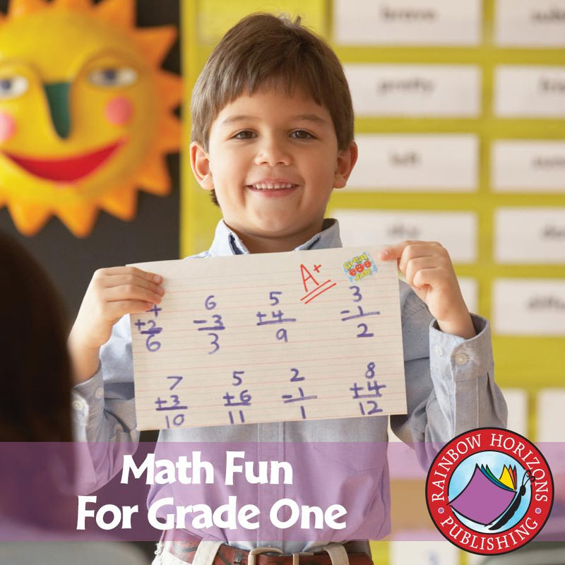 Math Fun For Grade One