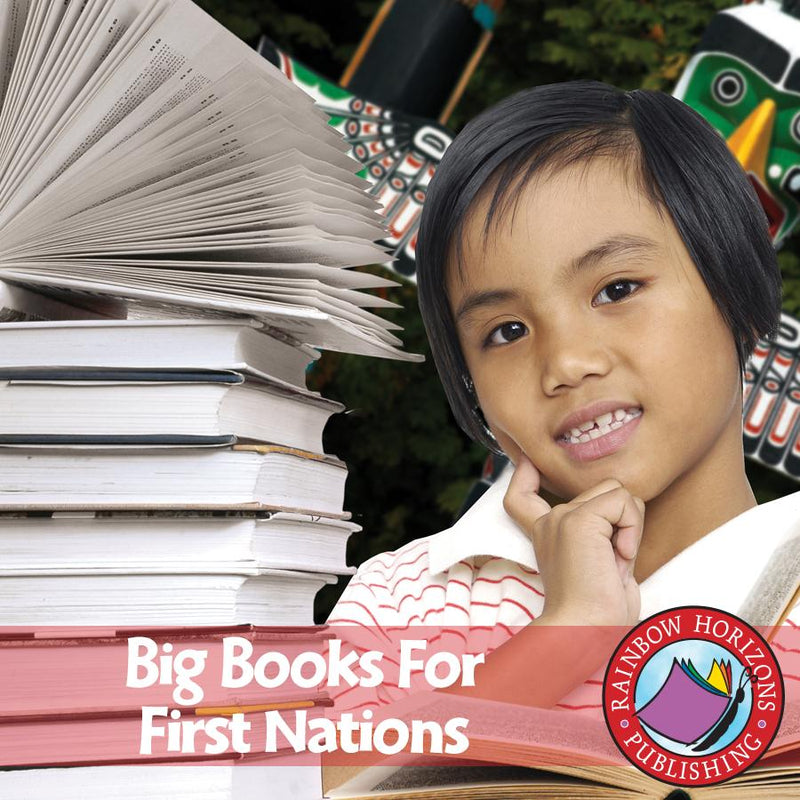 Big Books For First Nations