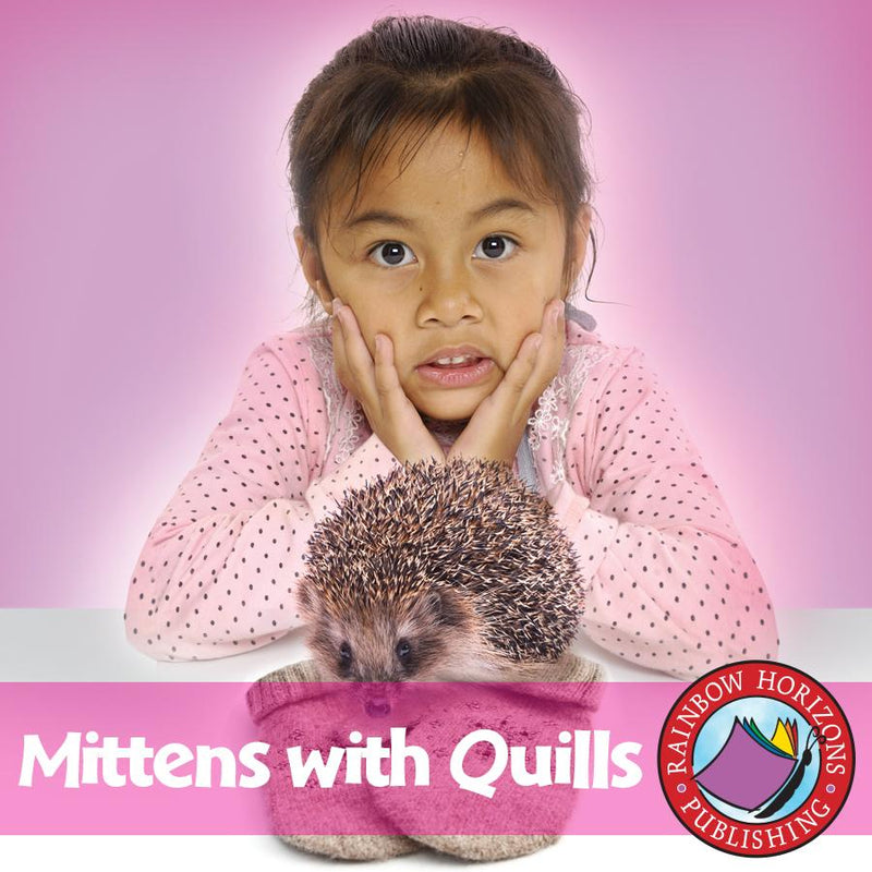 Mittens With Quills