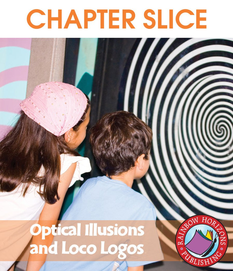 Optical Illusions and Loco Logos - CHAPTER SLICE