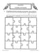 I Want to Go Home (Novel Study): Balanced Diet Jigsaw Puzzle - WORKSHEET