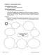 Oceans Alive: Marine Food Web - WORKSHEET