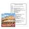 Ancient Rome: Timeline of Ancient Rome - WORKSHEET