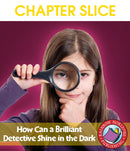 How Can a Brilliant Detective Shine in the Dark? (Novel Study) - CHAPTER SLICE