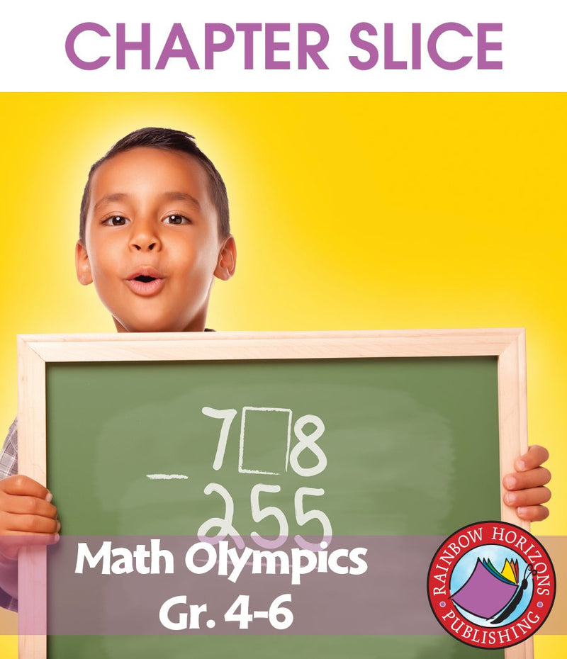 Math Olympics Gr. 4-6 - CHAPTER SLICE