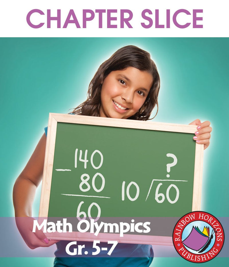 Math Olympics Gr. 5-7 - CHAPTER SLICE