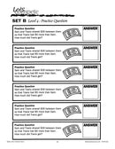 Math Olympics: Level 4 Practice Question Gr. 6-8 - WORKSHEET