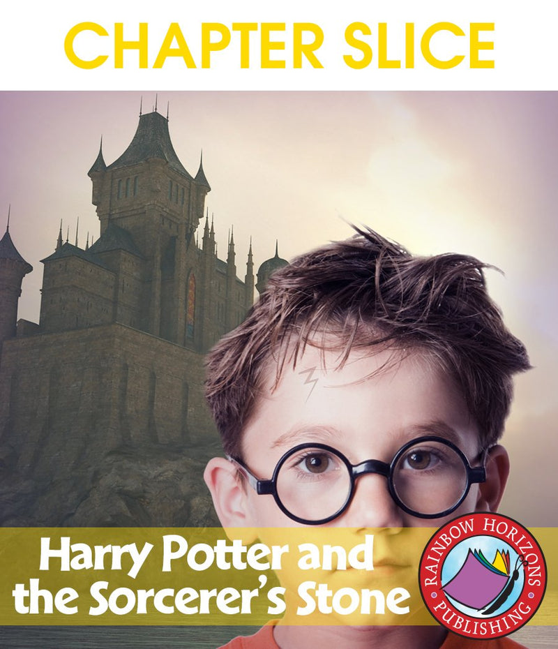 Harry Potter and the Sorcerer's Stone (Novel Study) - CHAPTER SLICE