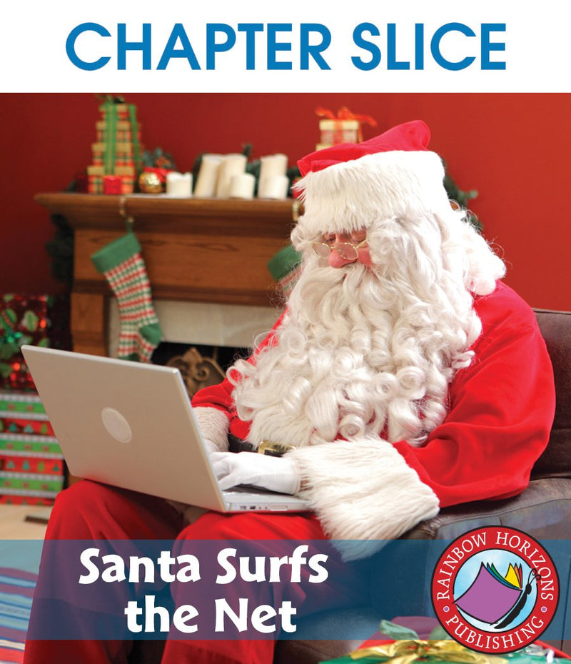 Santa Surfs the Net - CHAPTER SLICE