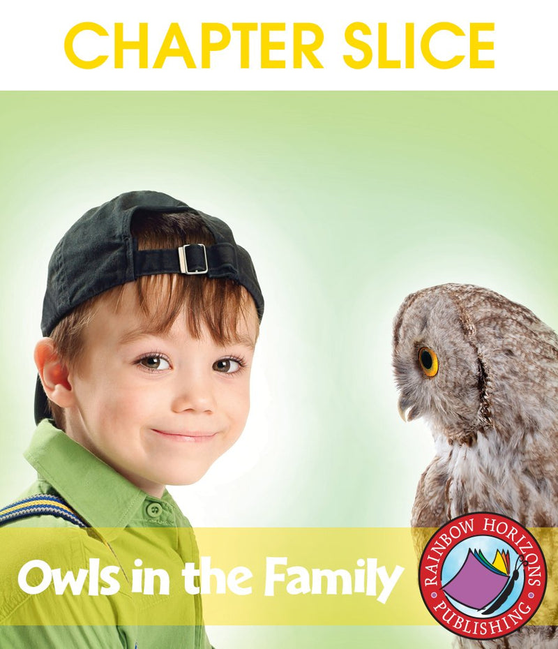 Owls In The Family (Novel Study) - CHAPTER SLICE