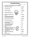 The Human Body: Review - WORKSHEET
