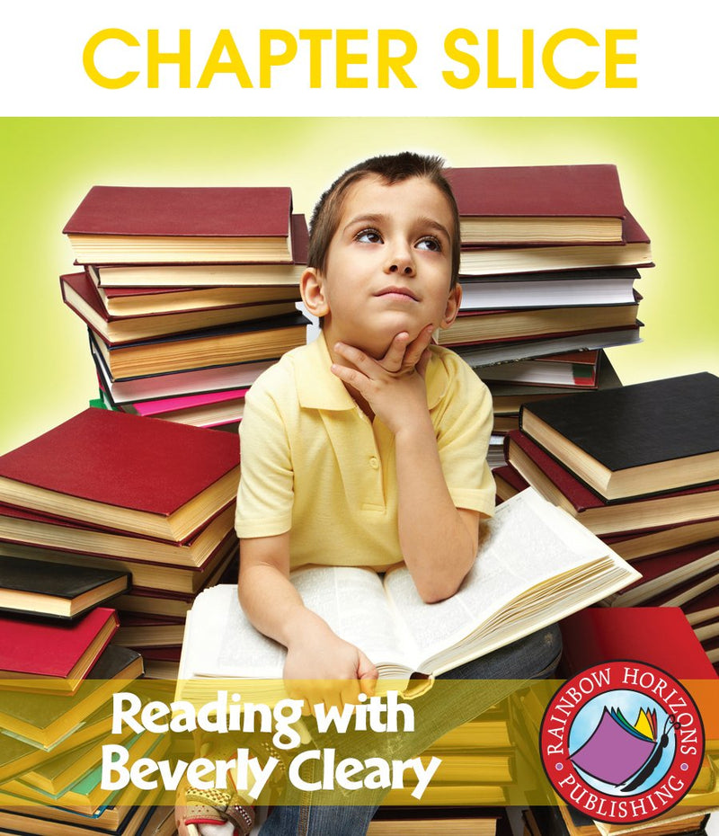 Reading with Beverly Cleary (Author Study) - CHAPTER SLICE