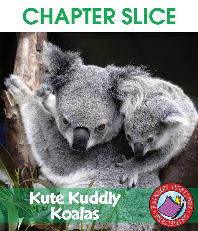 Kute Kuddly Koalas - CHAPTER SLICE