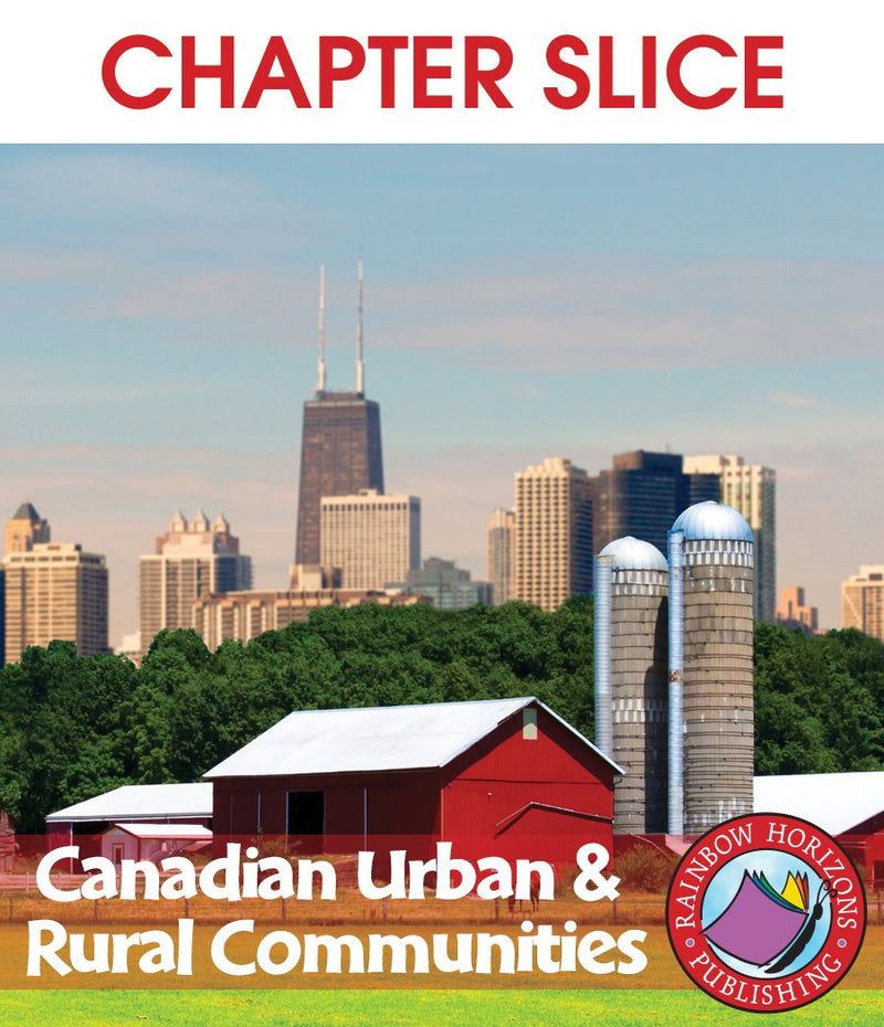 Canadian Urban And Rural Communities - CHAPTER SLICE
