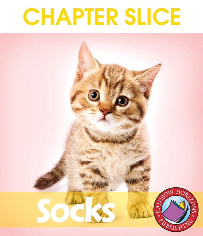 Socks (Novel Study) - CHAPTER SLICE
