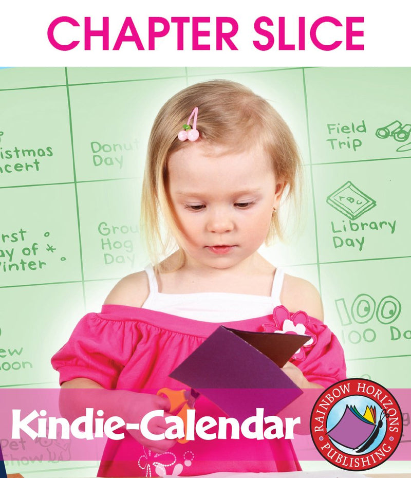 Kindie-Calendar - CHAPTER SLICE
