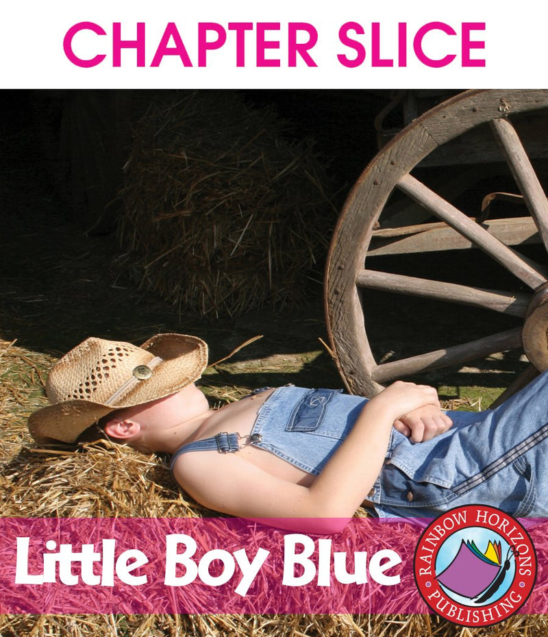 Little Boy Blue - CHAPTER SLICE