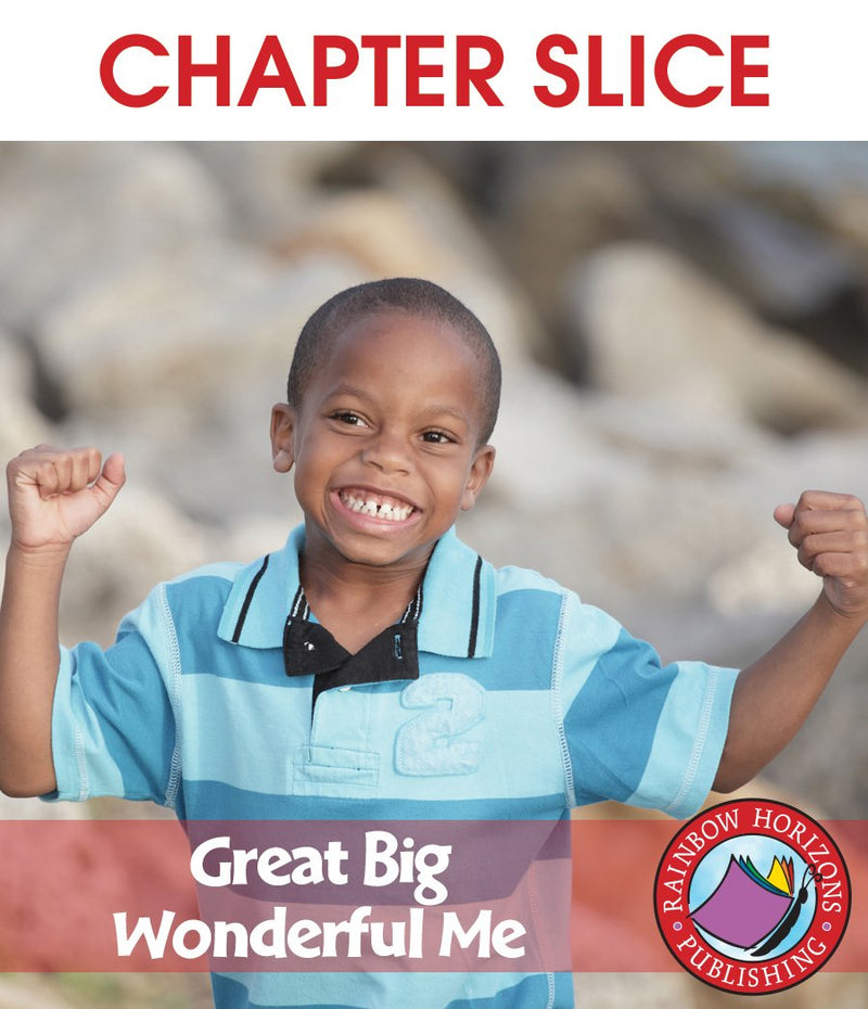 Great Big Wonderful Me - CHAPTER SLICE