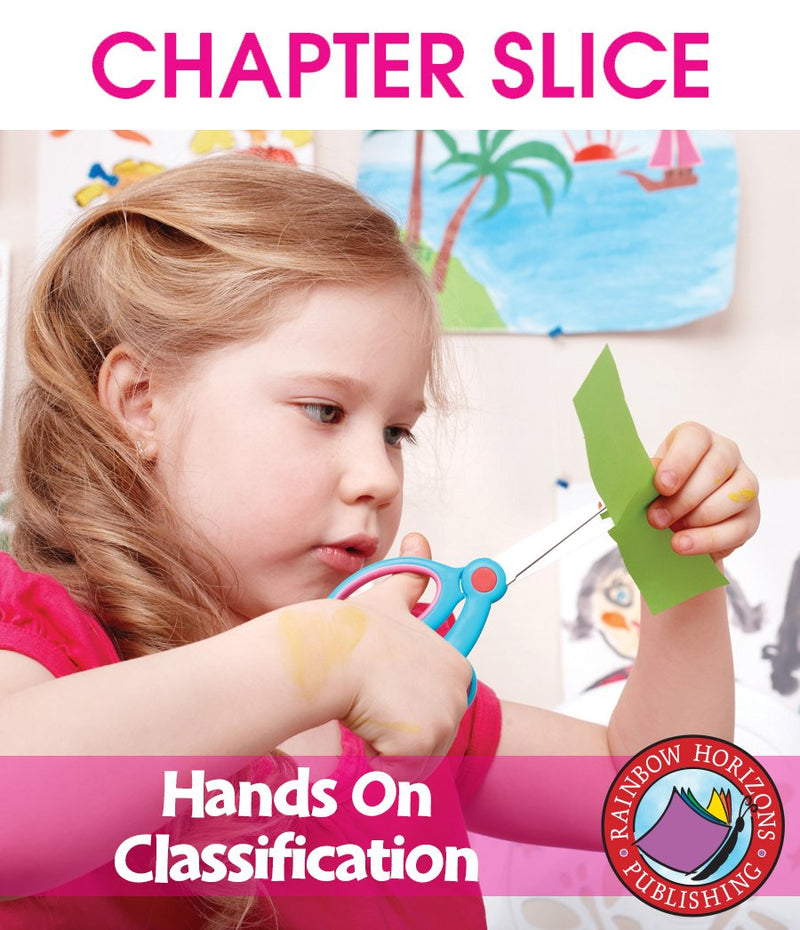 Hands On Classification - CHAPTER SLICE