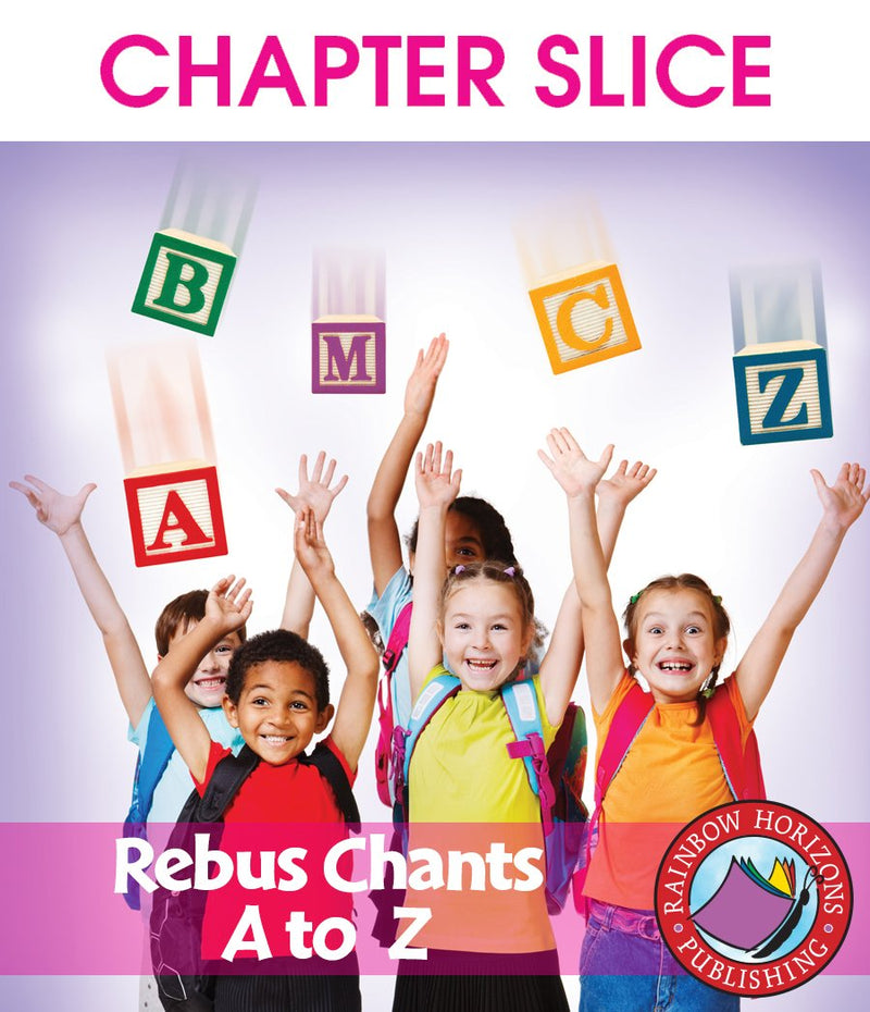 Rebus Chants A to Z - CHAPTER SLICE